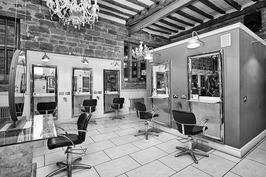 Sally Montague salon